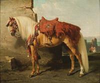 Horses of Alfred DeDreux