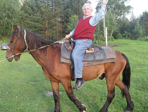 Altai Horse
