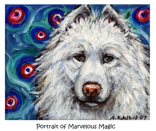 Portrait of Marvelous Magic