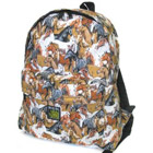 Horses and Horse Backpack