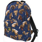 Horses and Saddles Backpack