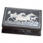 Prancing Horse Jewelry Box