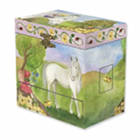 Horse Fairy Musical Jewelry Box