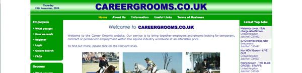 Career Grooms