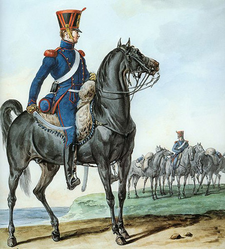 The horses of carle vernet the equinest for Carpe vente