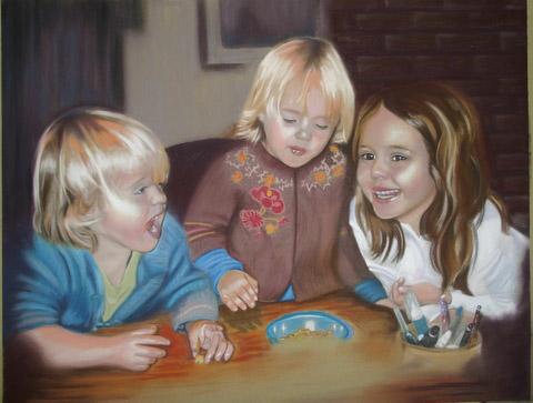 Darcey, Skye & Maia