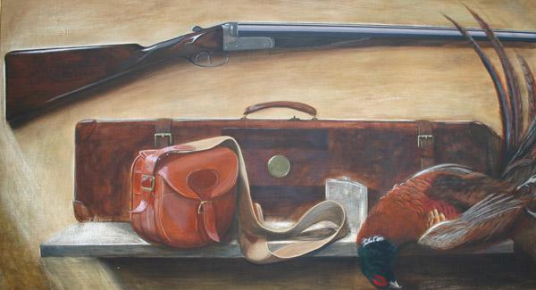 Gun Still Life