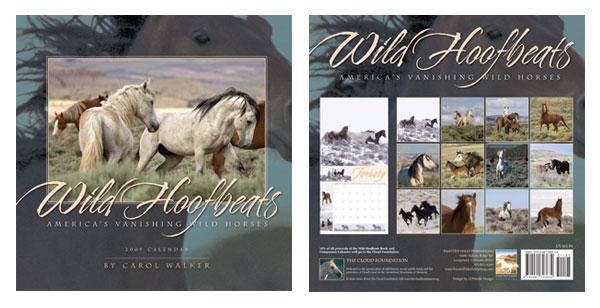 Wild Hoofbeats Calendar