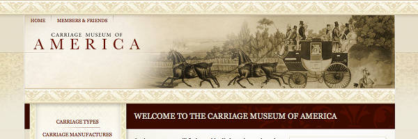 Carriage Museum of America