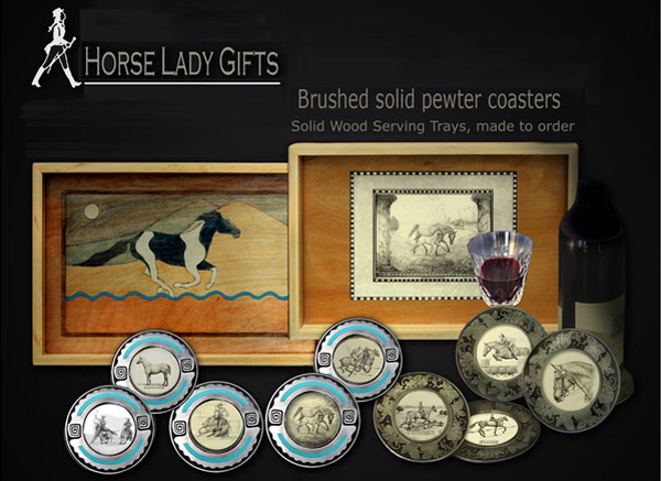 Horse Lady Gifts