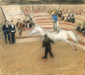 The Circus - Max Slevogt
