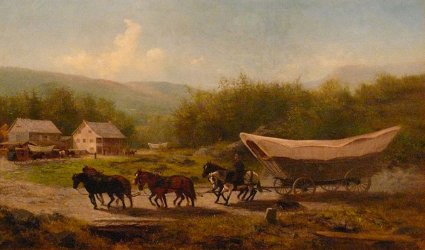 Conestoga Horse
