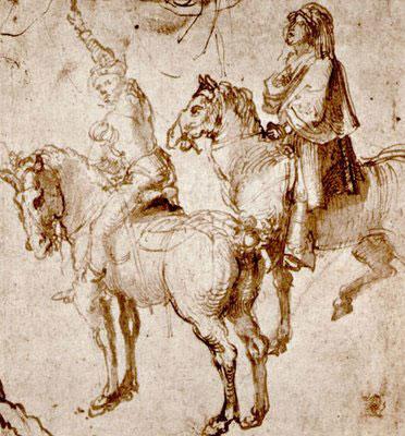 Durer Horse