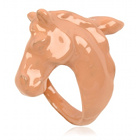 Marmen Enamel Horse Ring