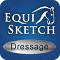 EquiSketch Dressage