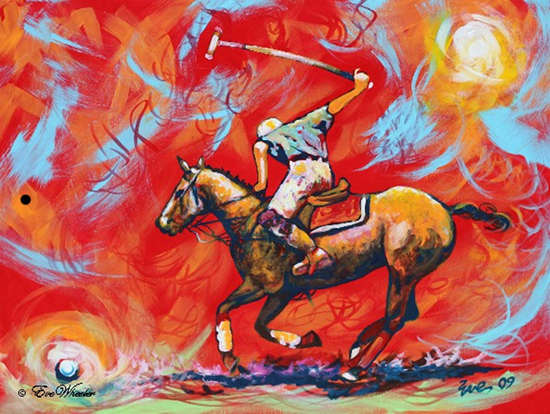 The Polo Player
