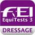 FEI  EquiTests 3 - Dressage Tests