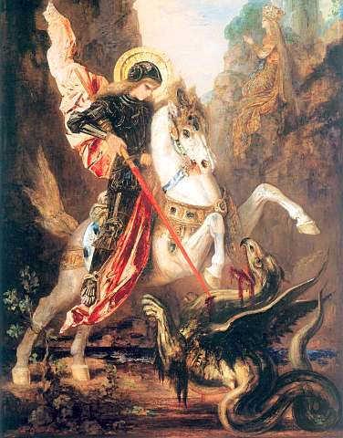 Gustave Moreau - 1889