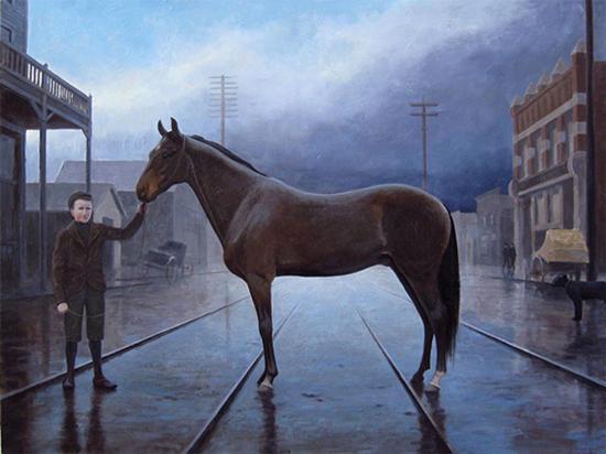 Hastings Horse