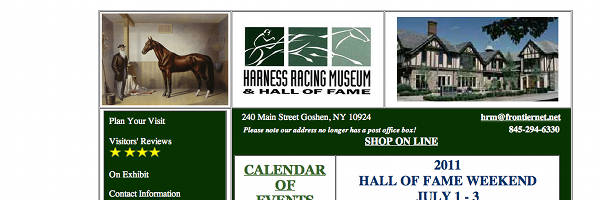 The Harness Racing Museum & Hall of Fame