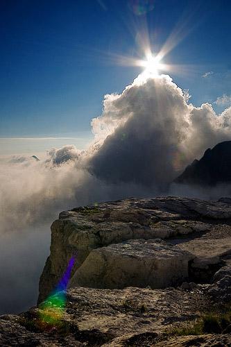 Horse Shaped Cloud