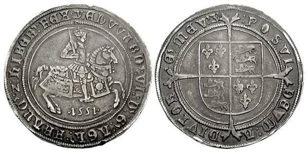 English Horse Coin