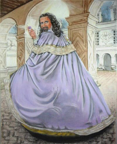 Count de St. Germain