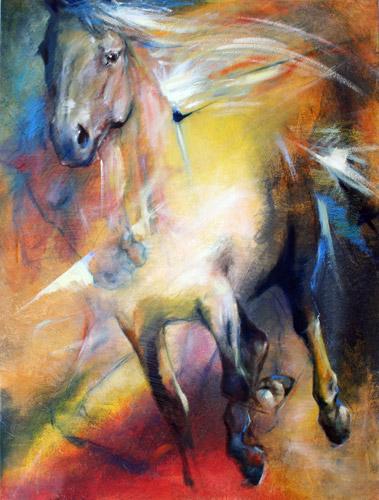 Iwona Jankowski Horse