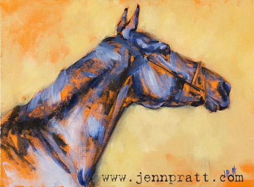 Untitled in Orange