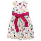 Little Joule Croquet Horse Dress