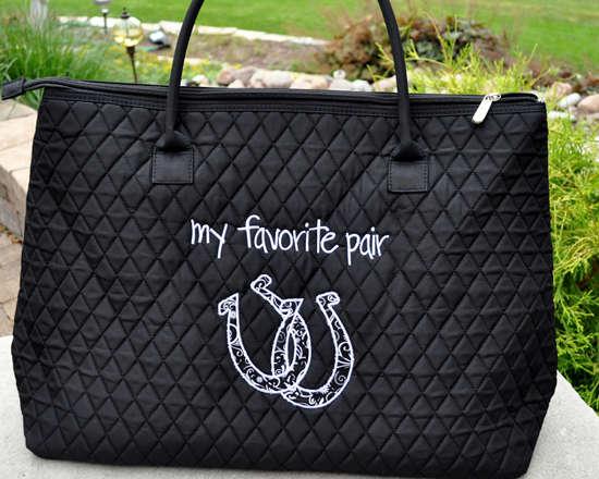 My Favorite Pair Bag