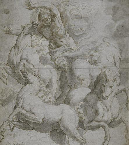 Leonardo da Vinci Horse