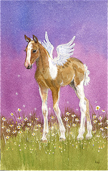 Peg Fairy Foal