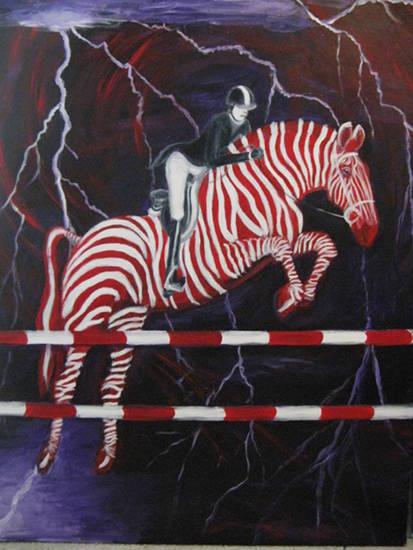 Lightning Stripes