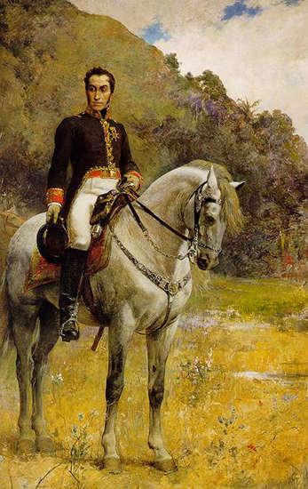 Bolívar en Carabobo