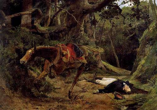 Death of Antonio José de Sucre