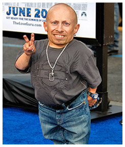 Vern Troyer aka Mini Me