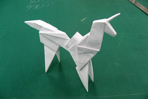 unicorn origami 28 images origami unicorn tutorial