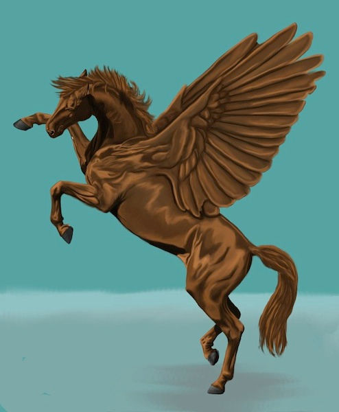 Golden Pegasus