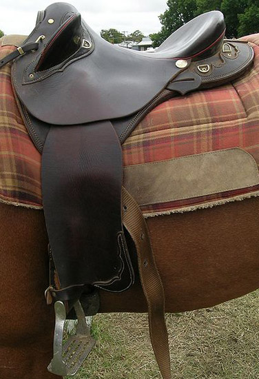 Australian Half-Breed Saddle