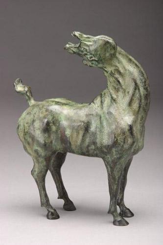Horse Head Back