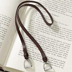 Stirrup Book Mark